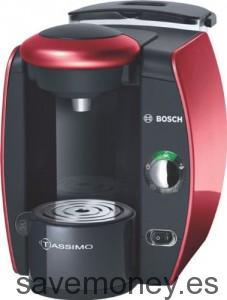 Cafetera multibebidas Tassimo Bosch TAS4013