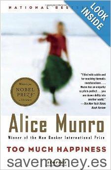 Demasiada felicidad (inglés) de Alice Munro