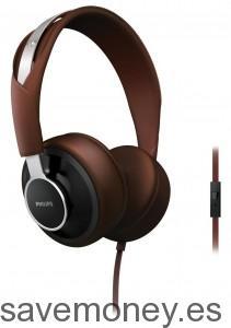 Philips SHL5605BK - Auriculares de diadema abiertos, marrón