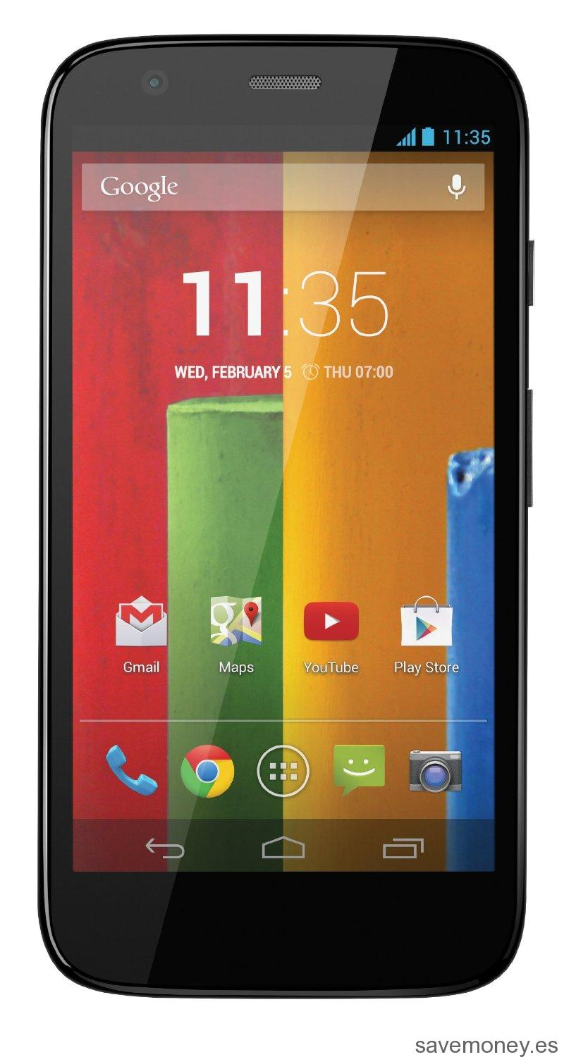Motorola Moto G en stock desde Amazon.co.uk