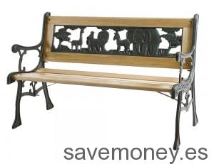 Banco de jardín Siena Garden 598843