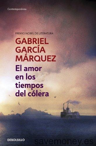 Libro: El amor en los tiempos del cólera de Gabriel García Márquez