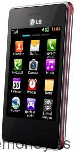 Móvil libre LG T385