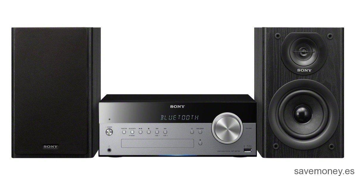 Microcadena CMT-SBT100 de Sony