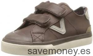 Zapatillas con velcro infantil Victoria