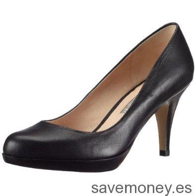 Zapatos Buffalo London 109-3499 KID LEATHER 107972