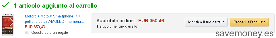 Como comprar en Amazon.it