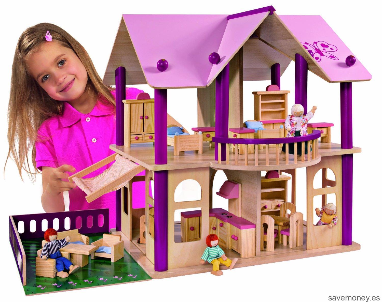 Casa de muñecas Eichhorn 2513 (Simba Dickie)