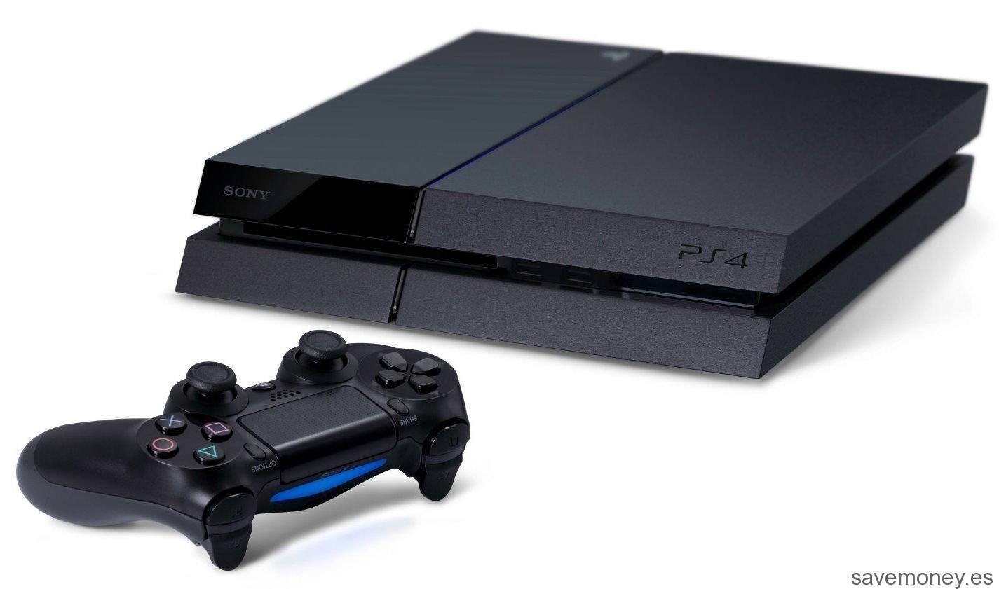 Consola PlayStation 4 de 500 GB de Sony