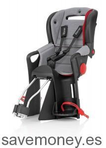 Silla de bicicleta para bebé Jockey Comfort Nick de Römer