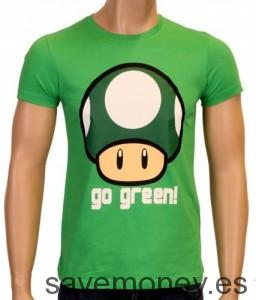 Camiseta de Super Mario Bros