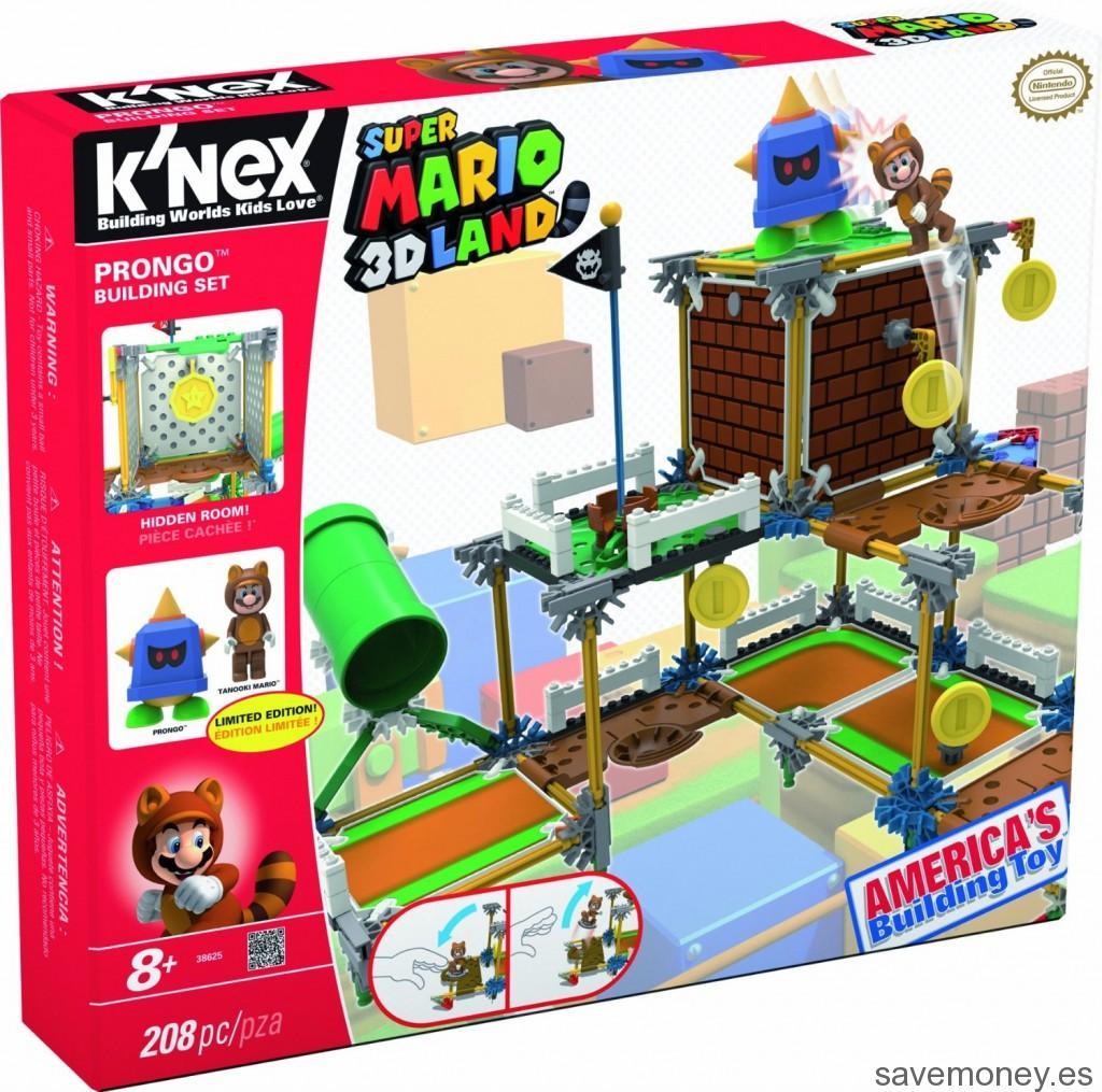 Juego de construcción de Super Mario Bros