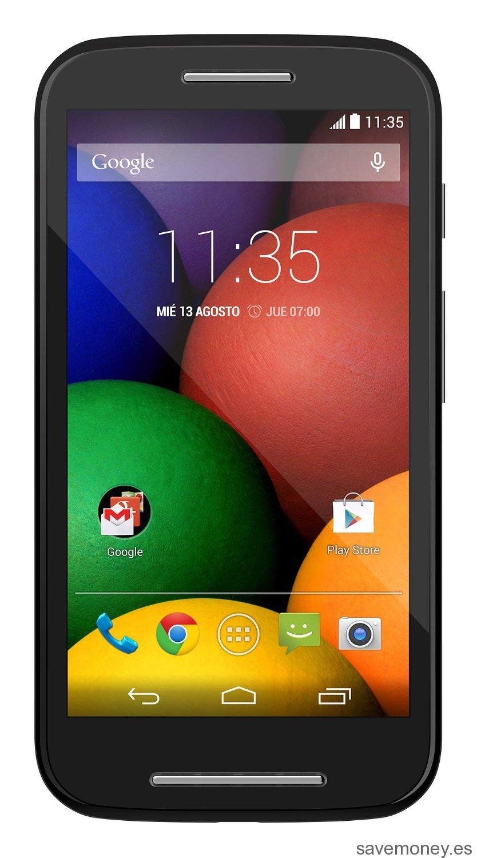 Motorola Moto E, aún más barato que el Motorola Moto G