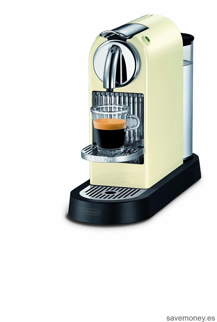 Cafetera Nespresso CitiZ Automática DeLonghi