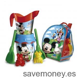 Conjunto para con mochila de Mickey Mouse