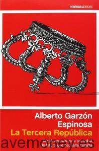 Libro La Tercera República: Construyamos ya la sociedad de futuro que necesita España