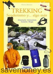 Libro Trekking Senderismo Y...Algo Más