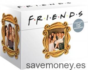 Pack Friends: Colección completa (Edición 15º Aniversario)