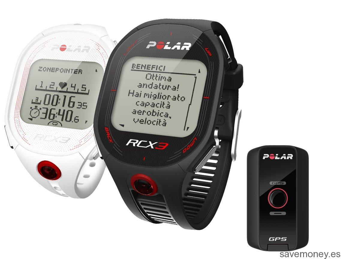Polar RCX3 o Polar RCX5, ¿cuál elegir?