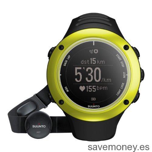 Reloj deportivo Suunto Ambit2 S Lime HR