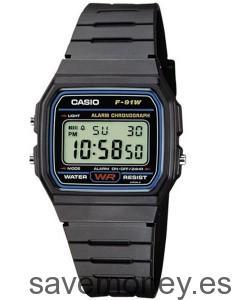 Reloj Casio 2900 F-91
