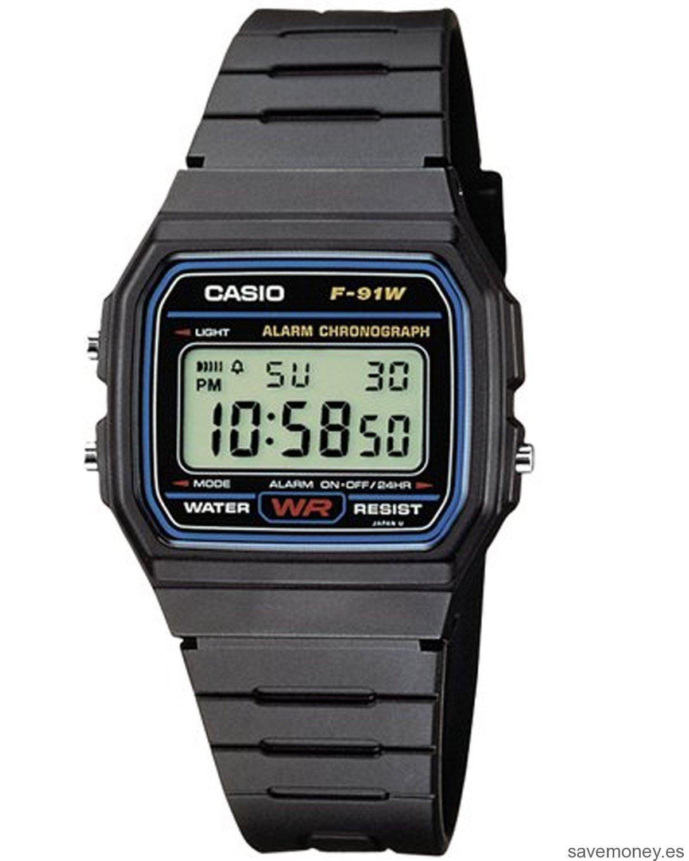 Especial relojes Casio