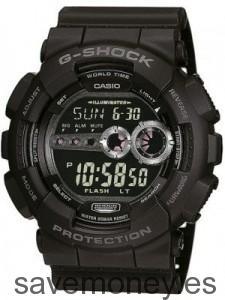 Reloj de caballero Casio G-Shock GD-100-1BER
