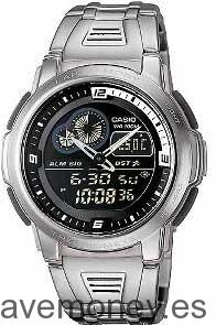 Reloj de mujer Casio Collection AQF-102WD-1BVEF