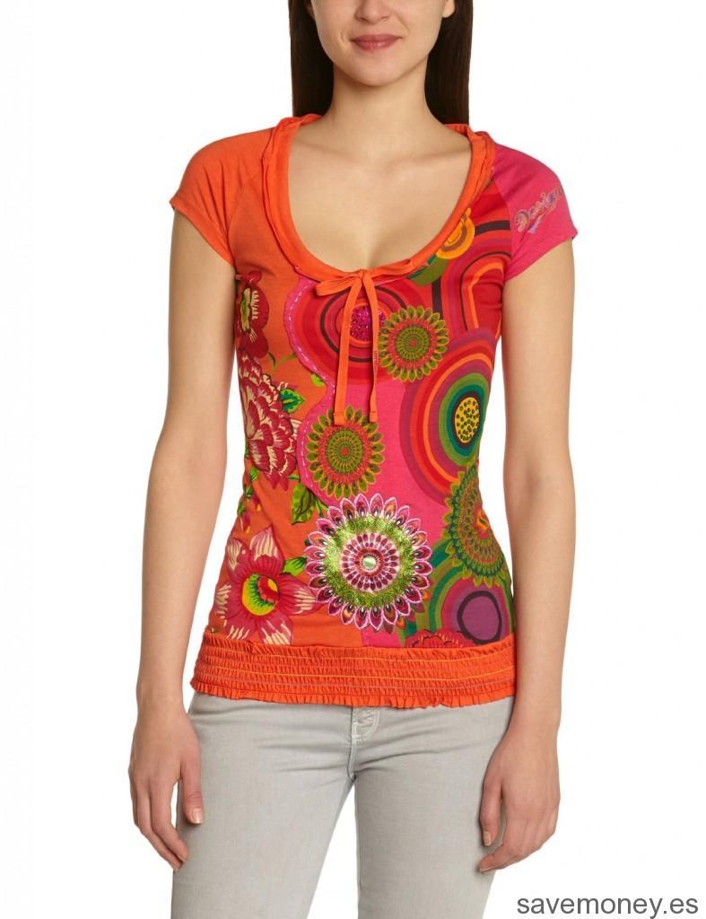 camiseta-desigual-rebajada
