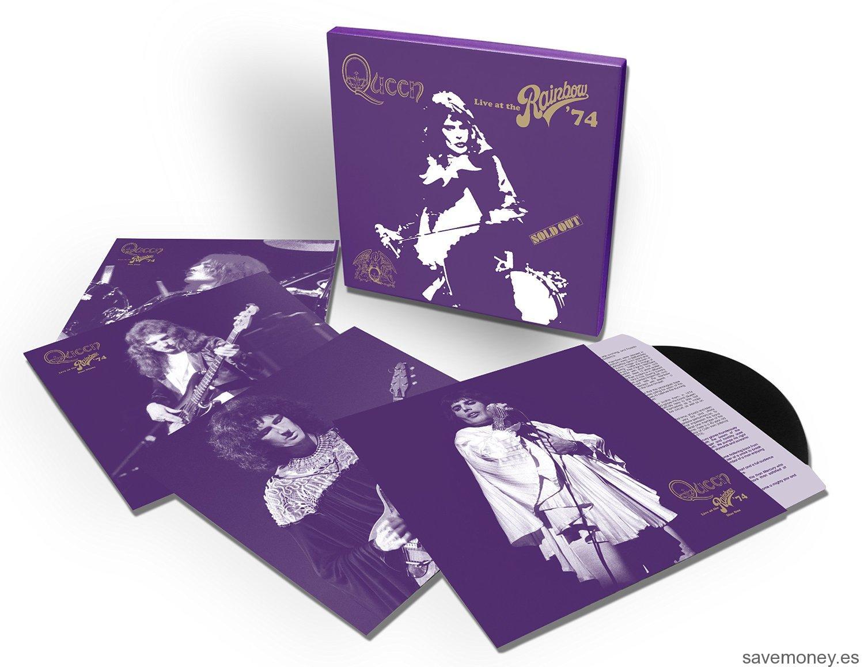 Ofertaca: Concierto de Queen – Rainbow '74