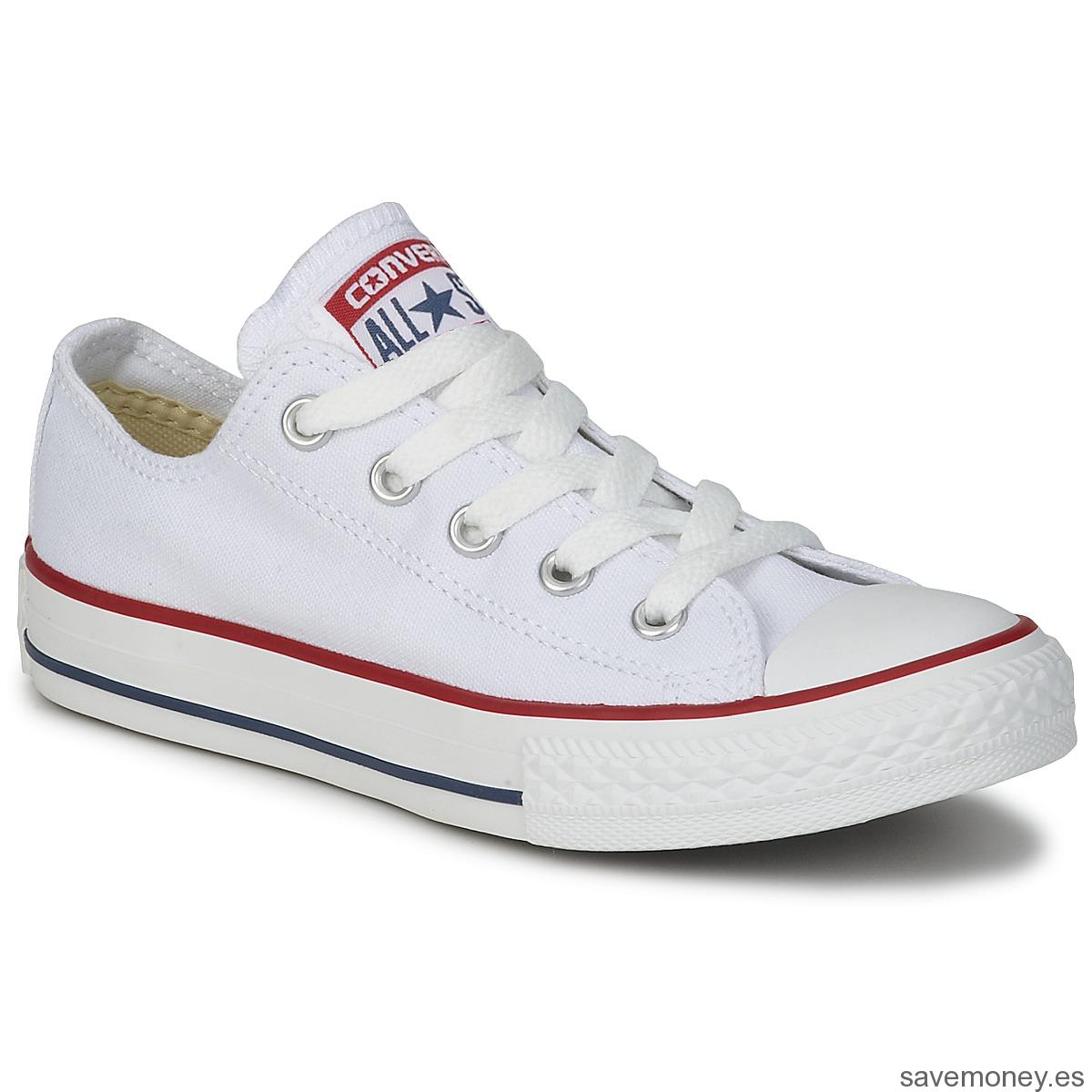 Zapatillas de lona unisex Converse Chuck Taylor All Star Core Ox