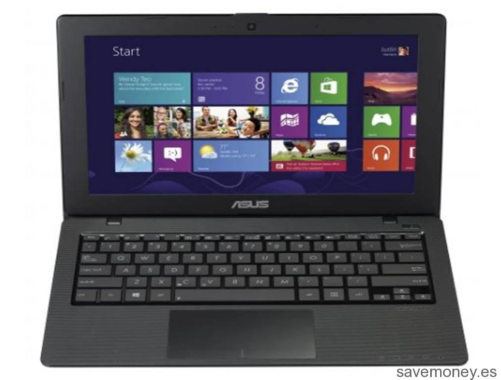 Portátil táctil de 11.6″ Asus Vivobook X200LA