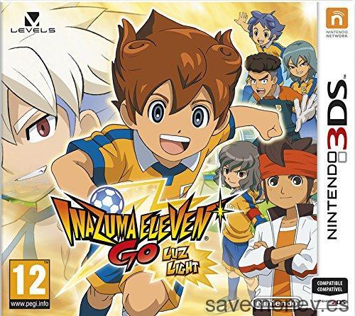 Videojuego Inazuma Eleven Go: Luz, para Nintendo 3 DS
