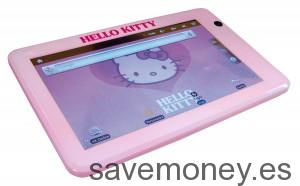 "Tablet Hello Kitty Rosa 7"" de Ingo Devices"