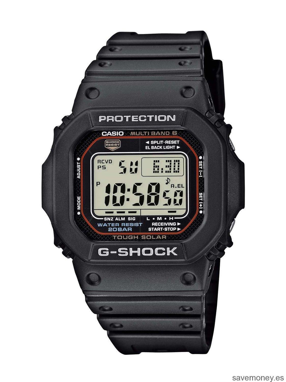 Reloj digital Casio G-SHOCK GW-M5610-1ER
