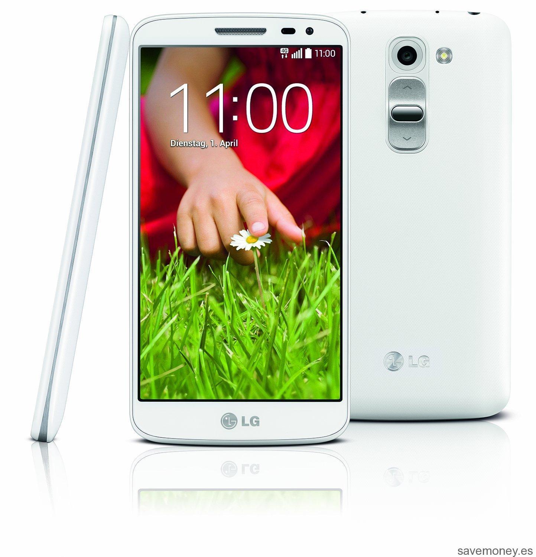 LG G2 mini: móvil 4G barato con mucha batería