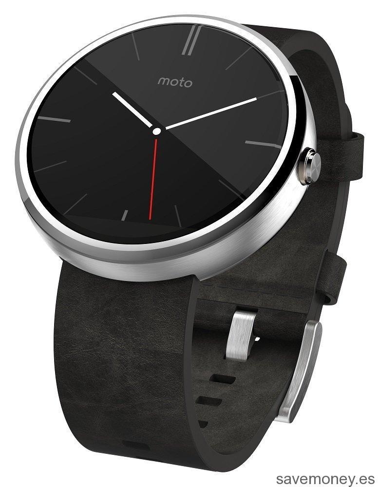 Motorola Moto 360 ya es oficial. ¿Dónde comprarlo?