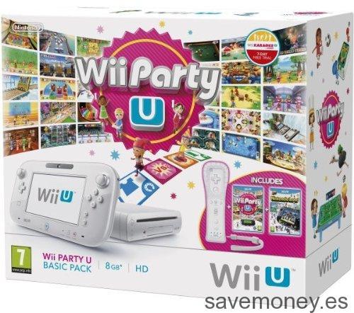 Nintendo Wii U por menos de 200€