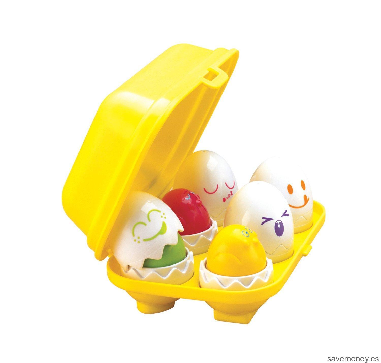Huevos encajables y formas de TOMY