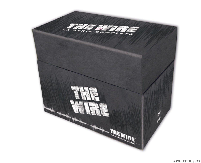 The Wire, la colección completa