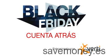 Black Friday, Ciber Monday, y mucho más en Savemoney