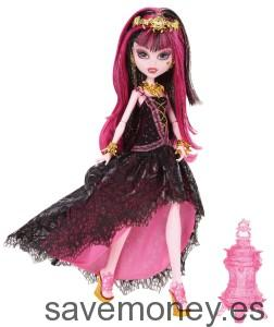 Draculaura 13 deseos de Monster High