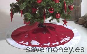 Manta para árbol de Navidad 82650 Brauns Heitmann
