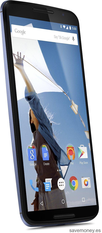 Consigue ya tú Nexus 6 al mejor precio