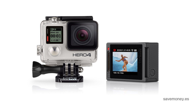 Nuevas GoPro Hero y GoPro Hero 4