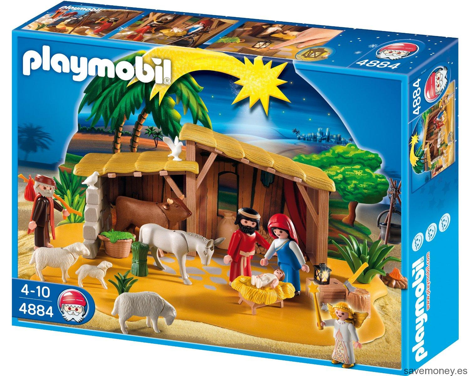 Especial playmobil oeste caballeros ciudad savemoney blog for Playmobil caballeros