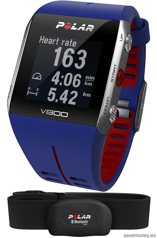 Polar v800 con sensor cardíaco por 333€