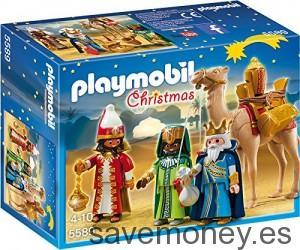 Epifanía de Playmobil