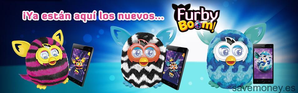 Furby Boom el juguete más pedido a Papa Noel
