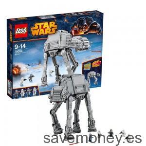 LEGO-Star-Wars-AT-AT-juego-construcción